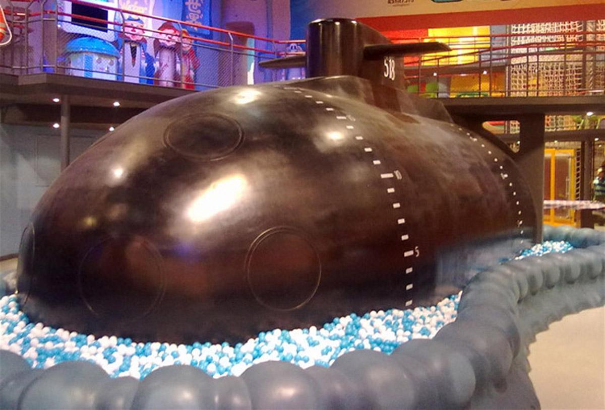 邯郸市AR戒毒潜水艇核潜艇模拟