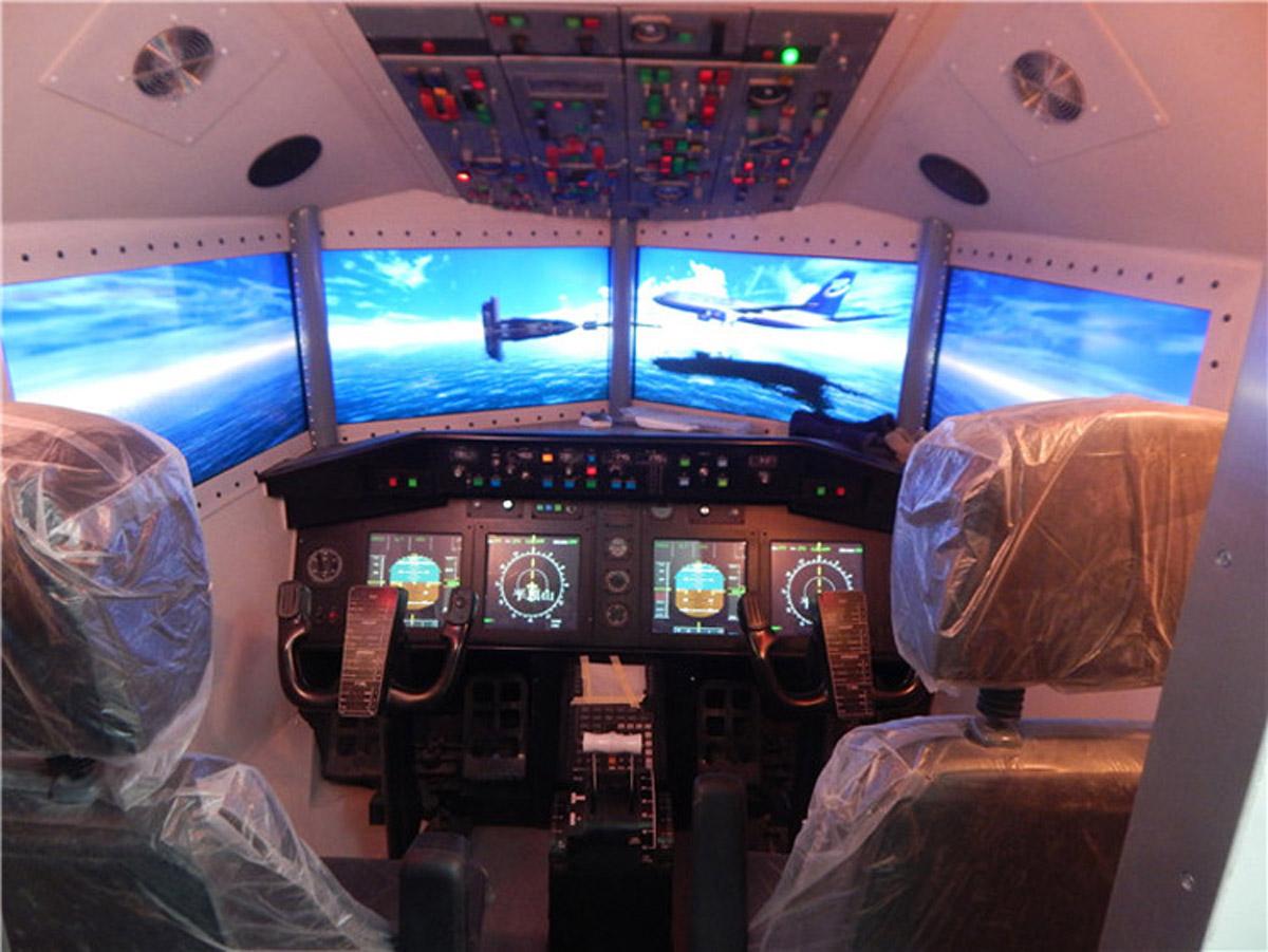 沙河市AR戒毒民航飞机仿真模拟