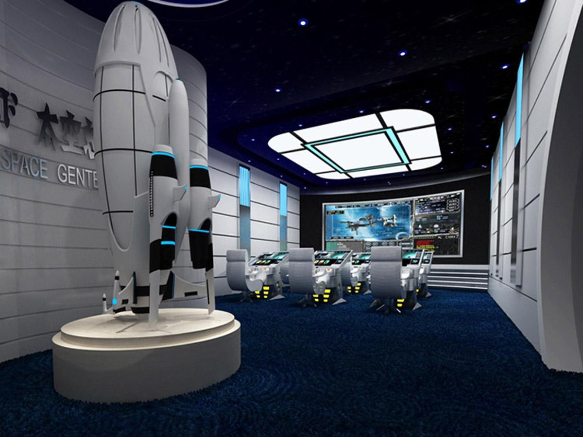 广灵县AR戒毒太空总署宇航中心体验