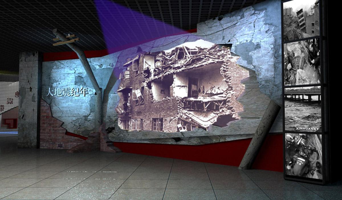 尚义县AR戒毒中国历史上大地震