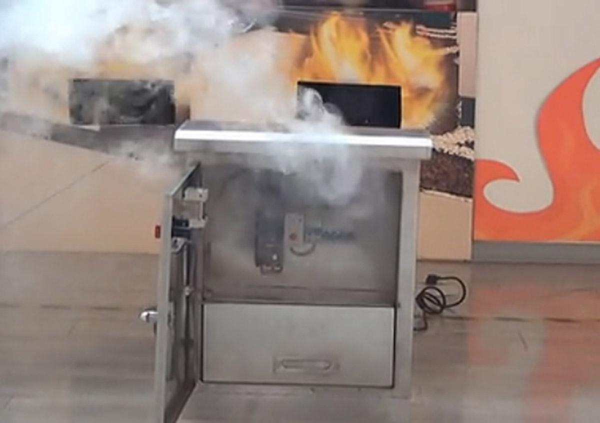 桥西区AR戒毒电器火灾灭火演练装置