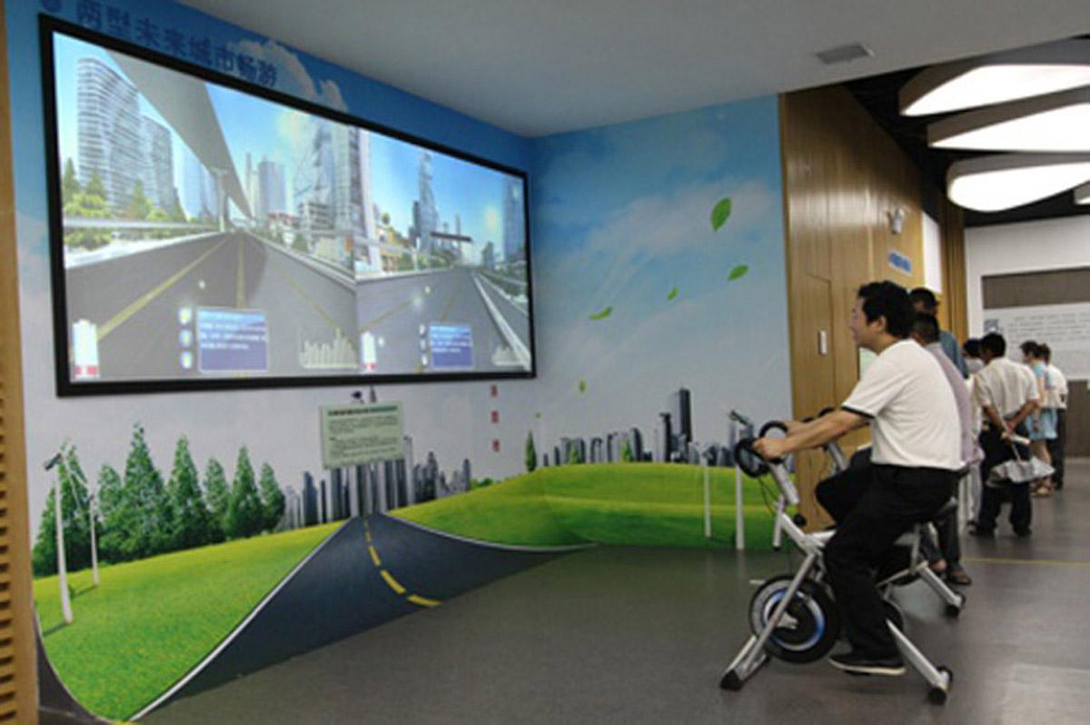 小店区AR戒毒虚拟自行车驾驶
