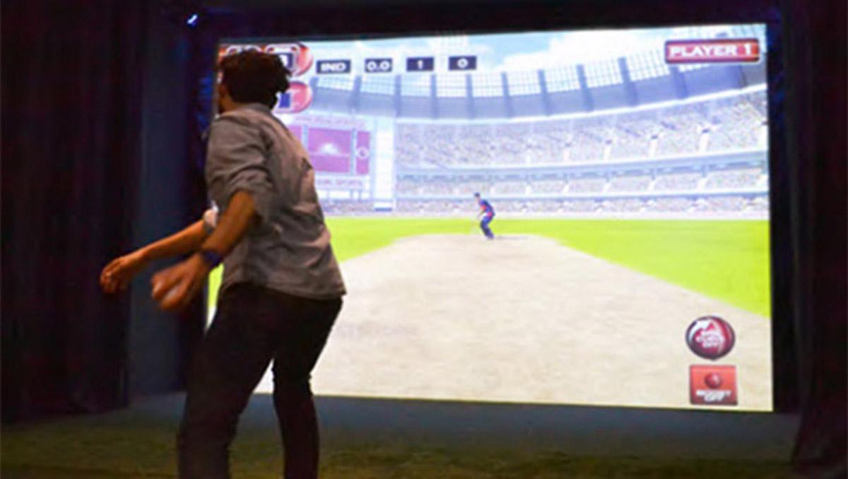 定兴县AR戒毒虚拟板球VR体验