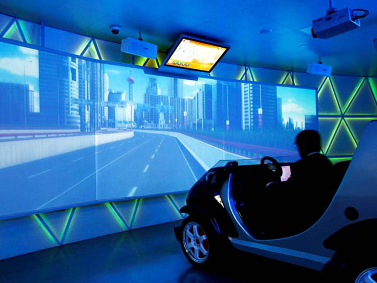 重庆市AR戒毒虚拟驾驶