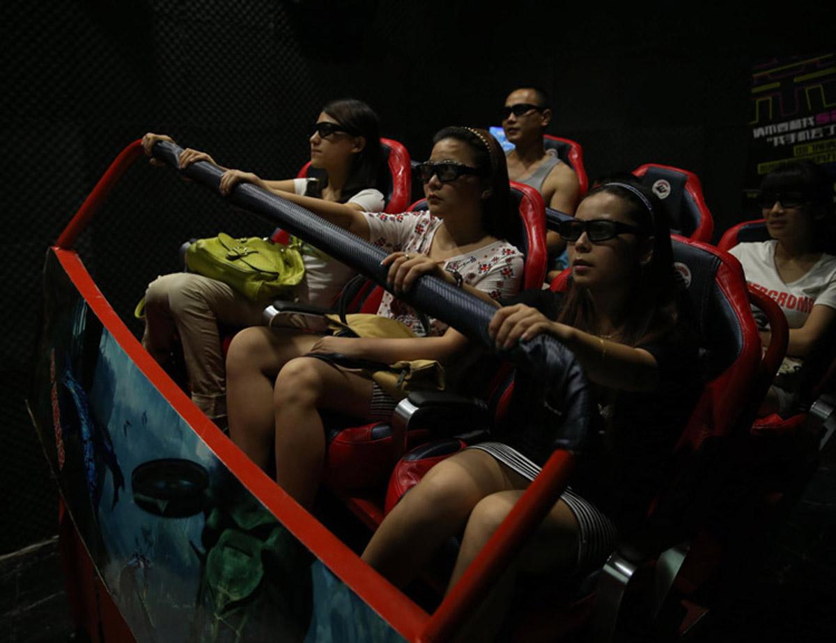 静乐县AR戒毒5D动感影院