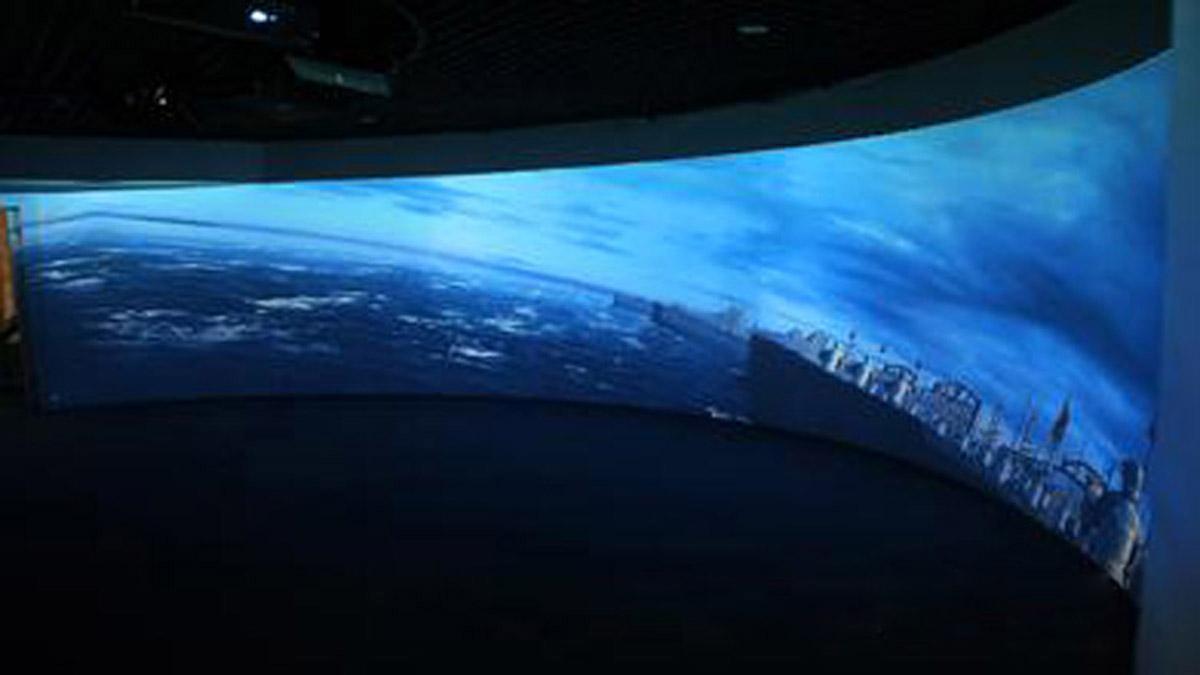 赤城县AR戒毒环幕VR系统
